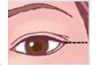开眼角对眼睛有危害嘛