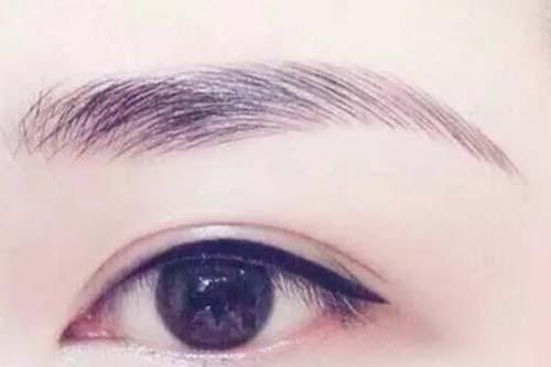 半永久纹眼线效果好吗