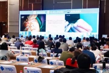 上海美莱欧阳天祥、杜园园受邀出席2019全国眼鼻整形美容大会